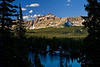 Hayden Peak - High Uintas, Utah. Photographed near Bald Mountain Pass.