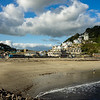 Beach at Looe