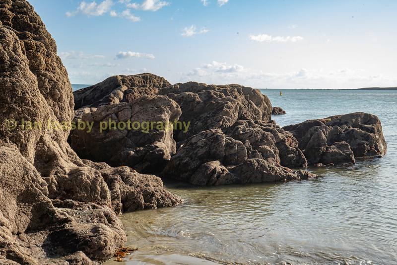 Beach at Looe
