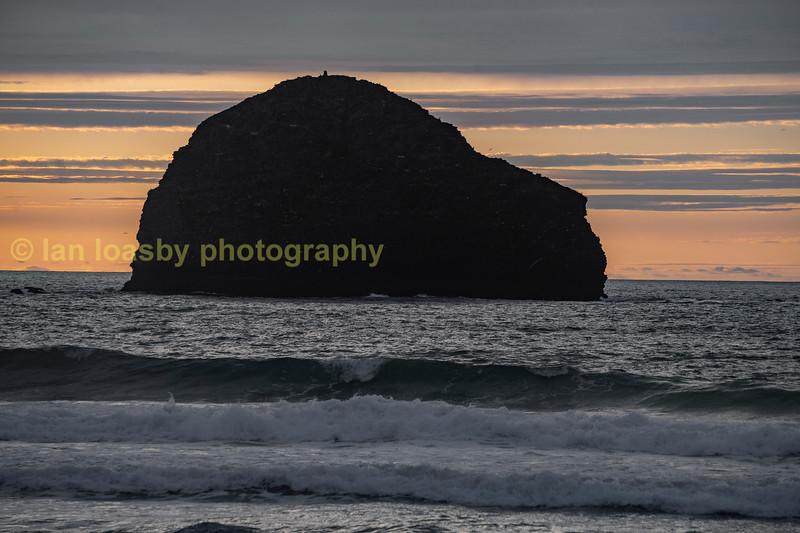 Gullrock Trebarwith Strand