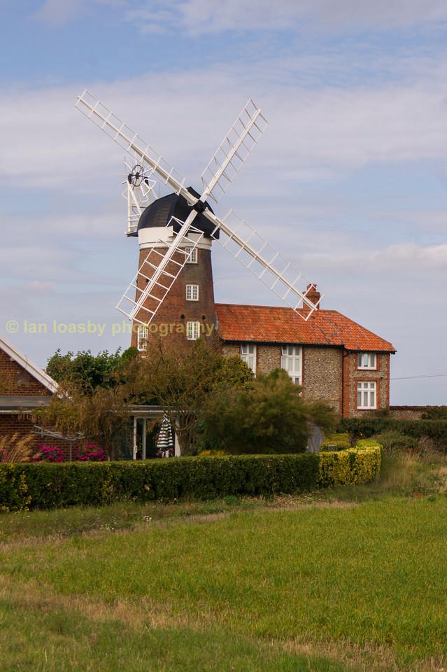 Weybourne windmill Norfolk