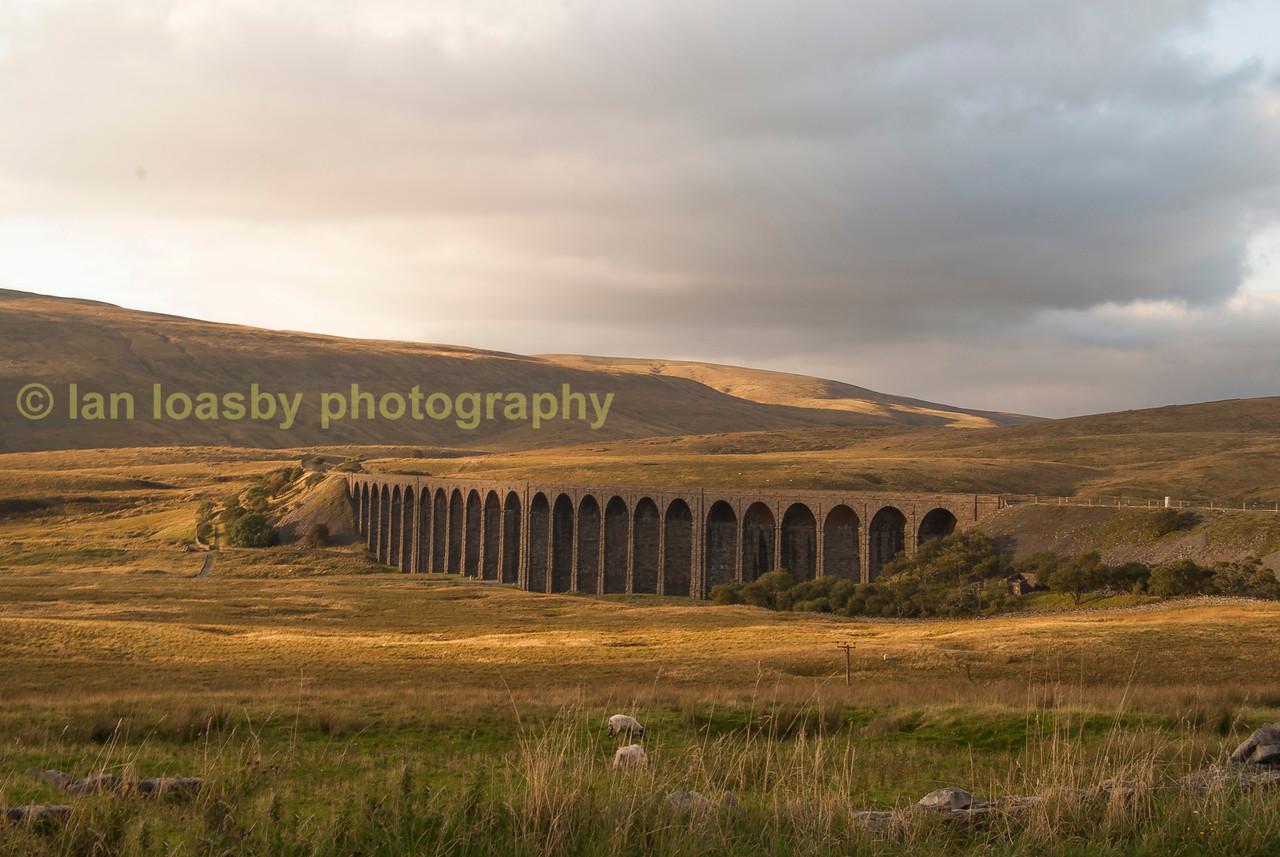 Ribblehead railway Viaduct
