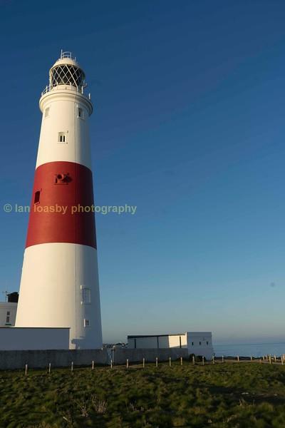 Portland Bill lighthouse , Dorset
