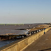 Hornsea sea front east Yorkshire