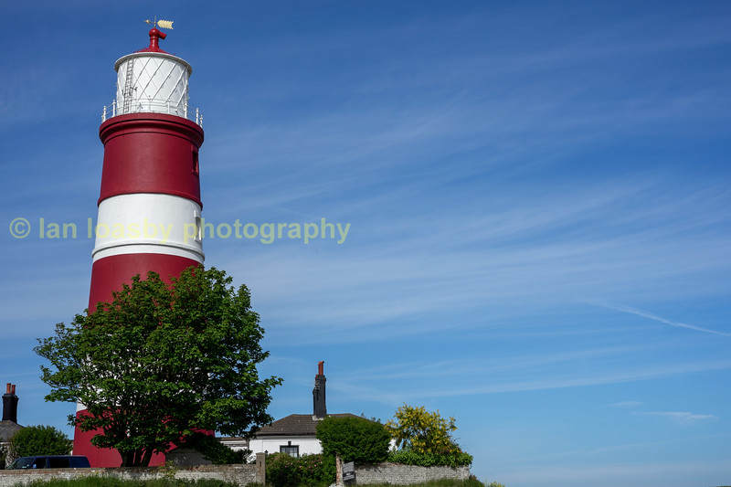 Happisburgh light house