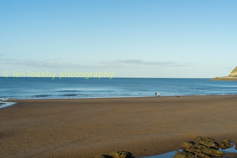 Scarboroughs deserted north beach