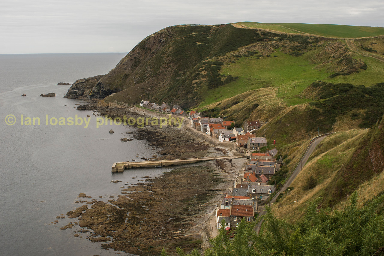 Crovie, north Aberdeenshire