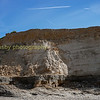 Cliff face erosion. many hundreds of yards of land has been reclaimed by the sea here,