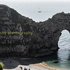 Durdle Door arch on the Dorset jurassic coast