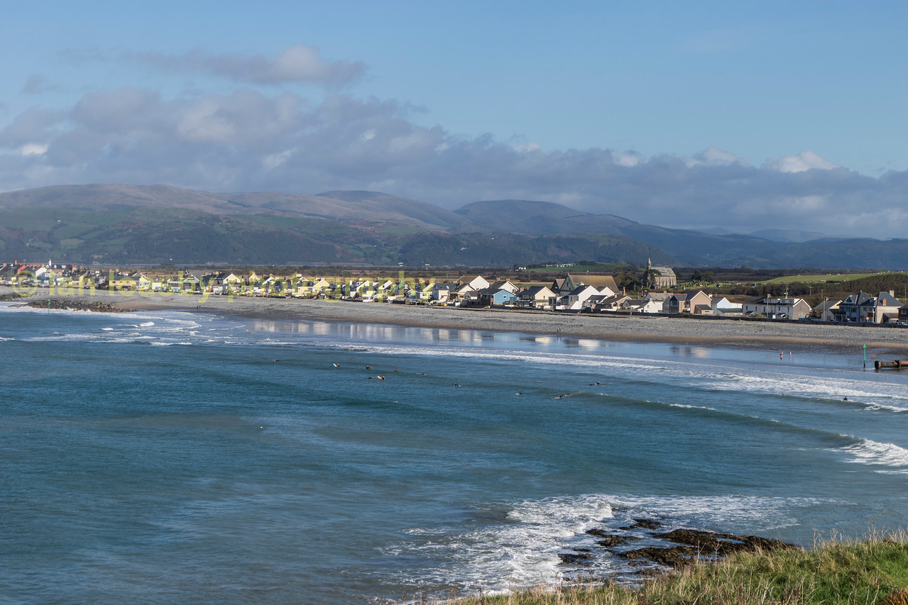 Borth ,  the place of many childhood memories