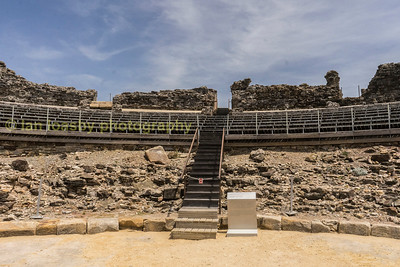 The ancient Roman village of  Baelo Claudia