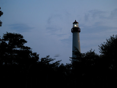 Cape May Lighthouse.