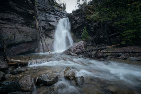 Tranquil || Baring Falls