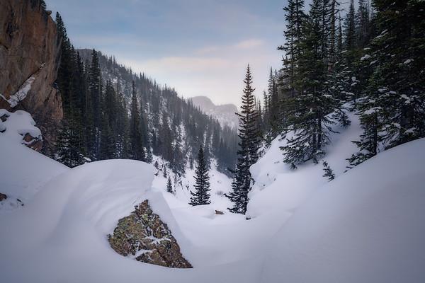 Winter Waves || The Loch
