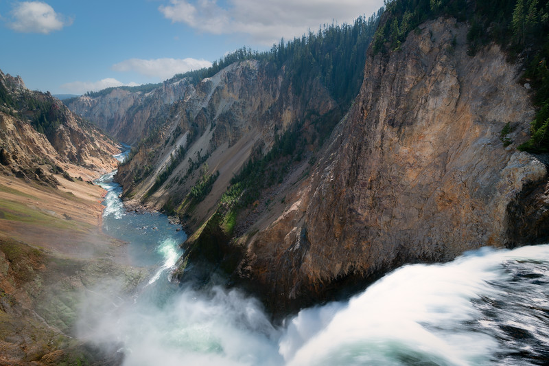 Over the Brink || The Grand Canyon of the Yellowstone