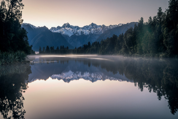 Lake of Eden || Lake Matheson
