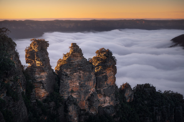 Foggy Dream || Katoomba