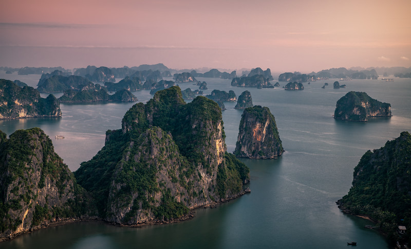 The Power of Water || Ha Long Bay