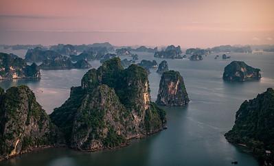 How to Summit Bai Tho Mountain (Ha Long Bay, Vietnam)