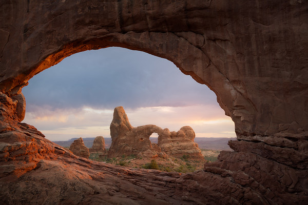 Windows Through Time || Turret Arch
