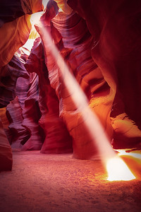 Ray of Antelope || Arizona