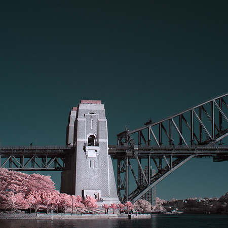 Hints of Colour, Harbour Bridge