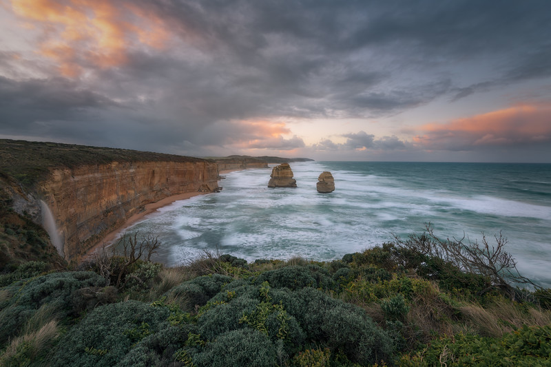 Calm Through the Storm || Great Ocean Road