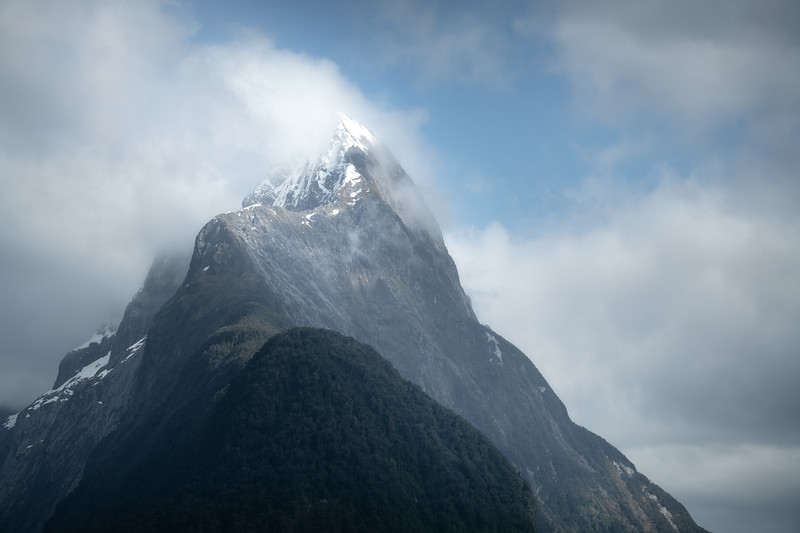 Mighty Peak || Milford Sound