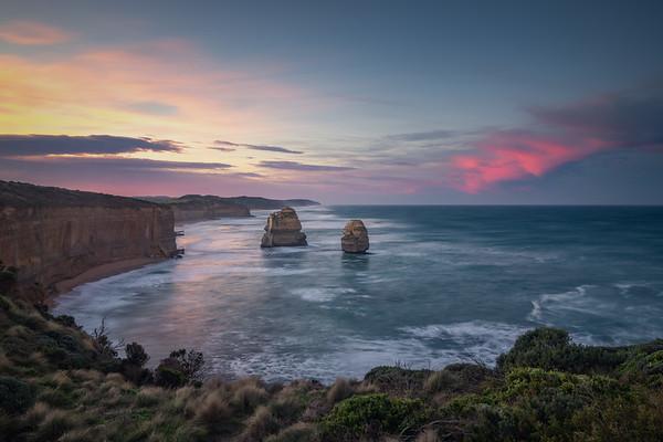 Apostles' Dawn    Great Ocean Road
