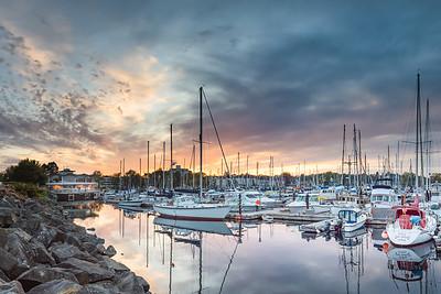 Oak Bay Marina, Victoria B.C