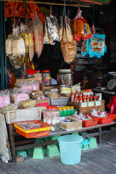 Street Stall in Malacca