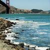 Golden Gate Bridge fro the Park