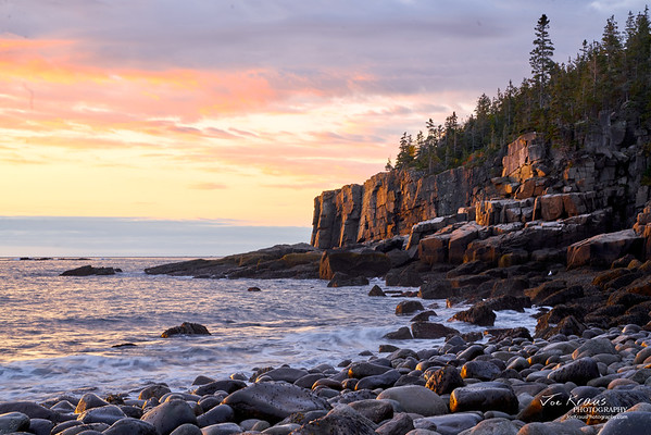 Sunrise Bolder Beach
