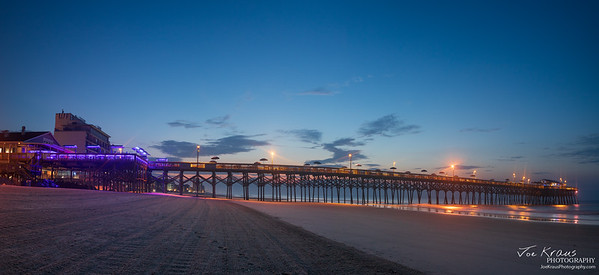 Garden City Pier Sunrise