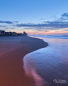 Quiet Beach Sunrise