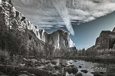 Gates of the Valley in Infared II
