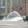 Fire Boat, New York Harbor