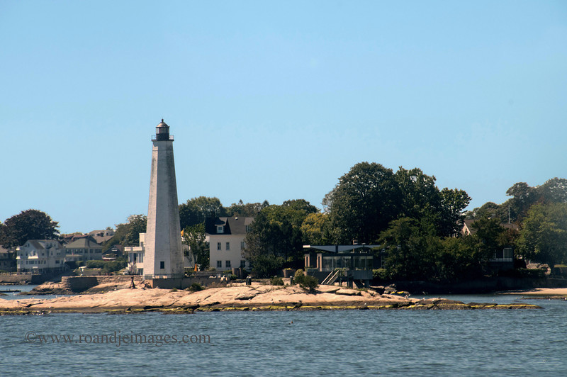New London Harbor Lighthouse, CT