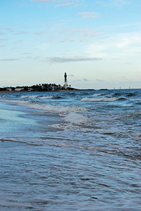 Pompano Beach (Hillsboro Inlet Lighthouse), Florida