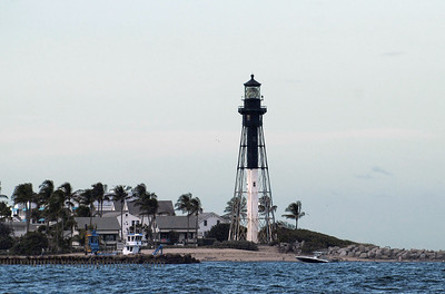 Hillsboro Inlet Lighthouse, Hillsboro Beach, Florida