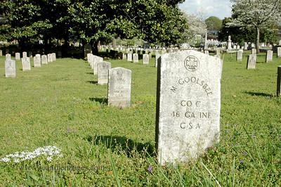 Oakland Cemetery, Atlanta, GA