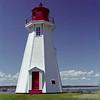Mulholland Point Light, NB, Canada