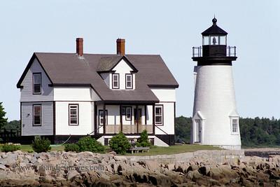 Prospect Harbor Light, Schoodic Peninsula, ME