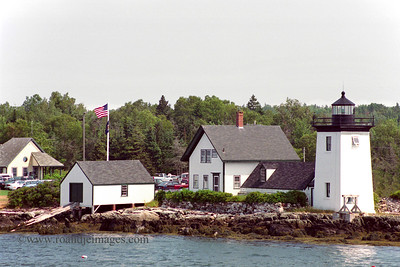 Grindle Point Light, Islesboro Island, ME