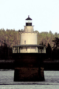Lubec Channel Light, Lubec, ME