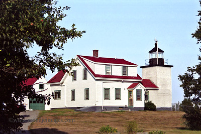 Fort Point Light, Cape Jellison, ME