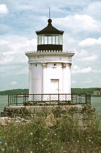 "Portland Breakwater (""Bug"") Light, South Portland, ME"