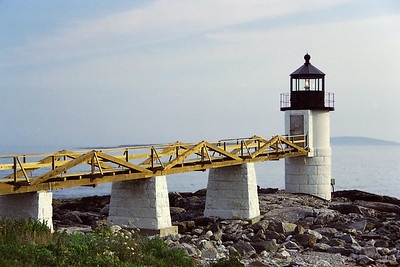 Marshall Point Light, Port Clyde, ME