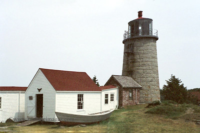 Monhegan Island Light, ME