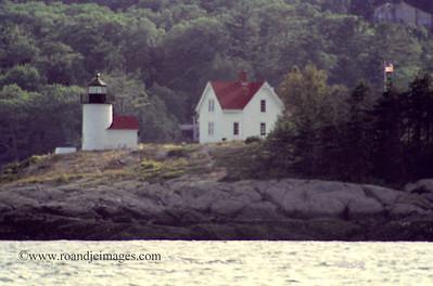 Curtis Island Light, Camden Harbor, Me